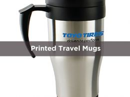 Printed Travel Mugs