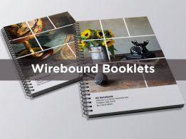 Wirebound Booklets